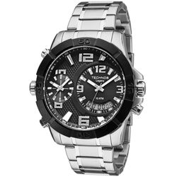 2423f0a9b5f0b Relógio Technos Legacy Masculino Ana Digi - T205FK 3P