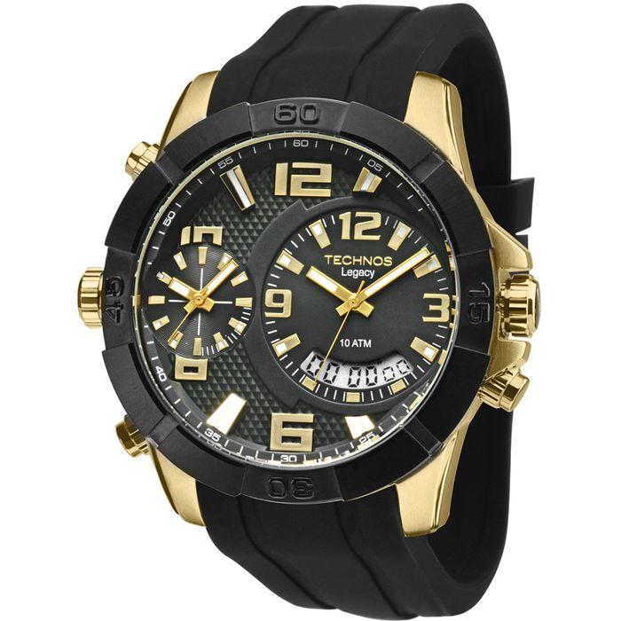 a8d631d9eb0 Relógio Technos Legacy Dourado - T205FJ 8P - technos
