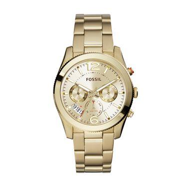 7697c69b33b Relógio Fossil Perfect Boyfriend Dourado - ES3884 4DN