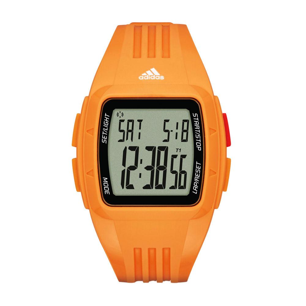 1ea4acea01d Relógio Adidas Performance Masculino Duramo - ADP3237 8YN - Tempo de ...