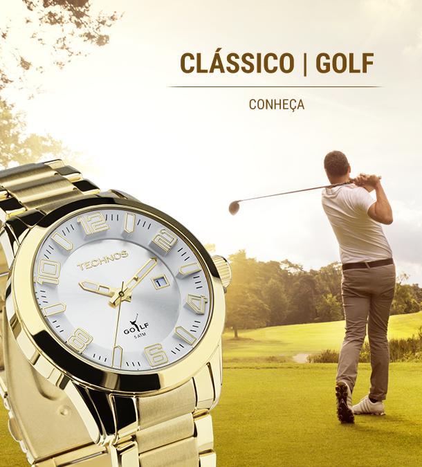 Banner Classico - Golf