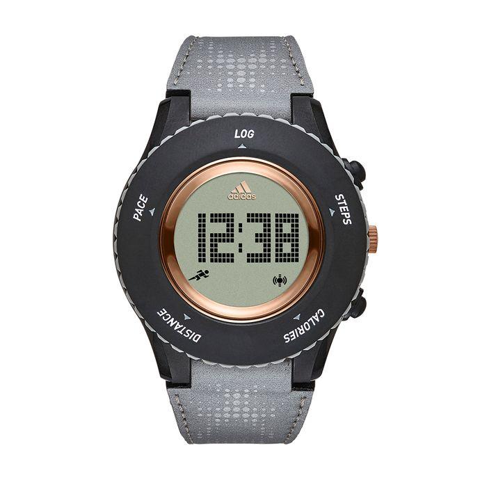 Relógio Adidas Performance Masculino Sprung Cinza - ADP3250 8DN 29dbbdd7d63b2