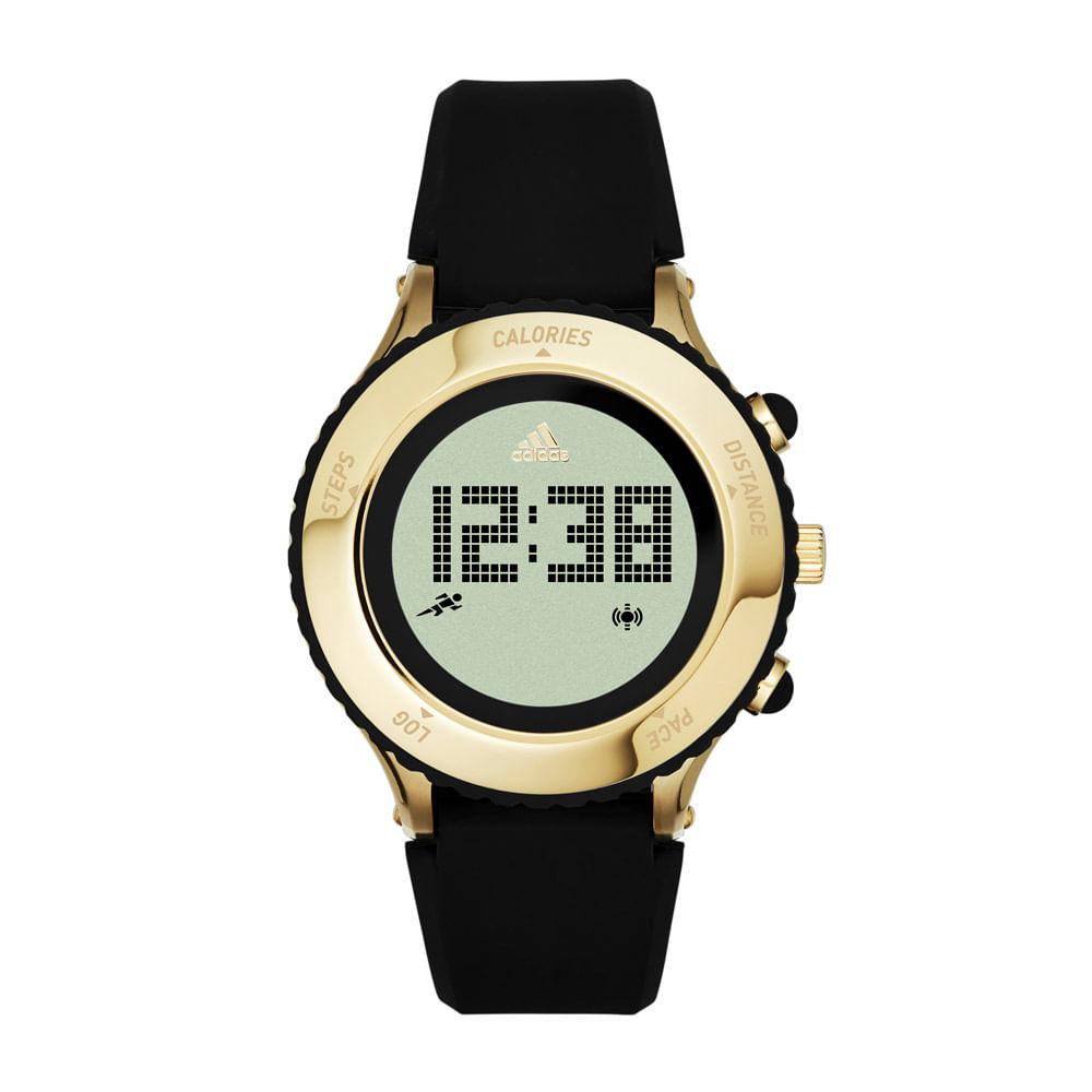 a1472b163 Relógio Adidas Performance Masculino Urban Runner Preto - ADP3191 ...