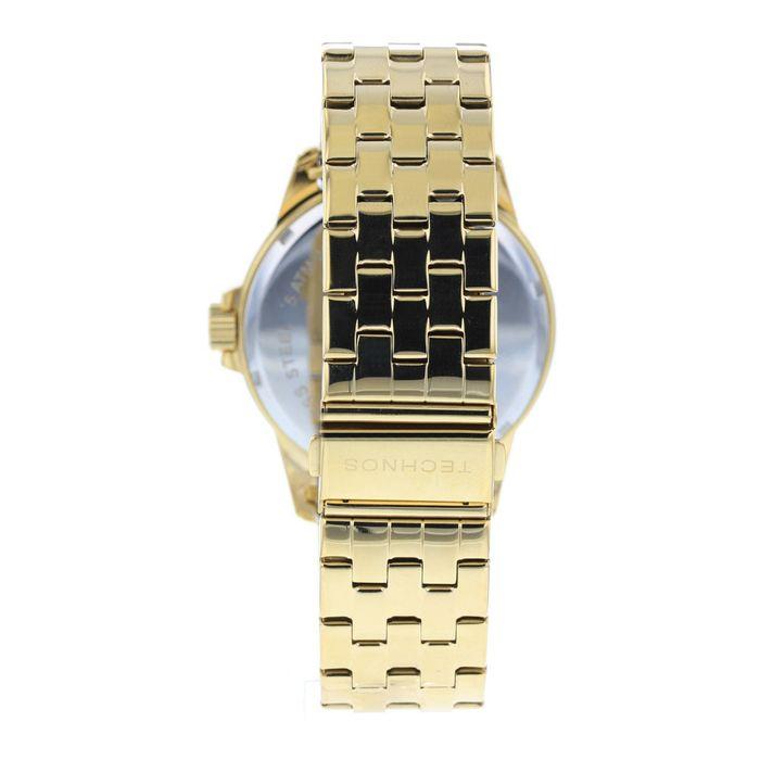 Relógio Technos Masculino Analógico Dourado 2115KOW 4K - technos 83f524d52f