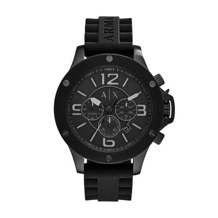 Relógio Armani Exchange Masculino Well Worn - AX1523/8PN