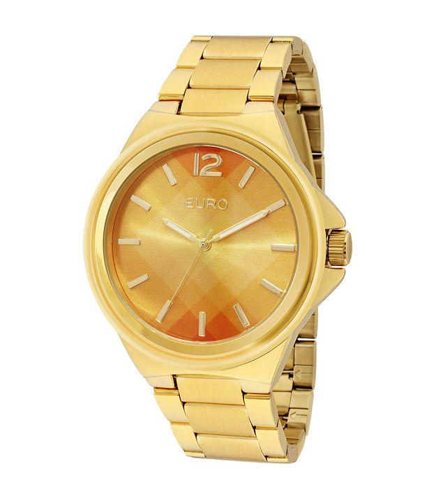 392c65438bd Relógio Euro Feminino Colors EU2035YDS 4L - Dourado