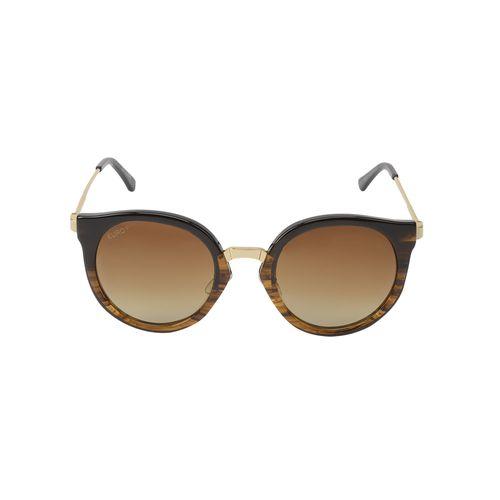 Moda feminina óculos lente azul espelhado preto marrom - Multiplace ebb88d9b3c