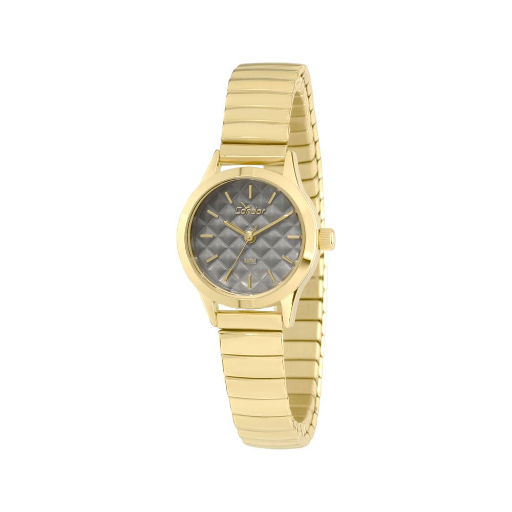 Relógio Condor Feminino Mini CO2036KOA 4C - Dourado. 0% Off. Código   CO2036KOA 4C. CO2036KOA4C 3676b6d07f