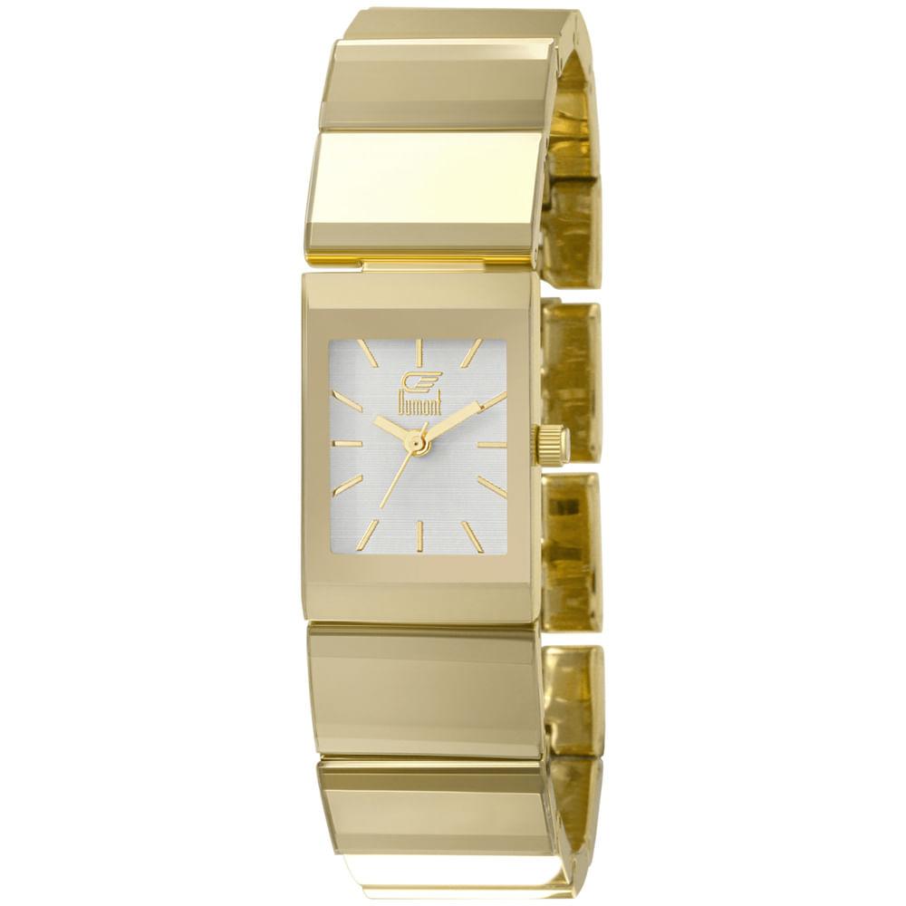 Relógio Dumont Splendore DU2035LSE 4D Dourado - timecenter e4d03ed7c5