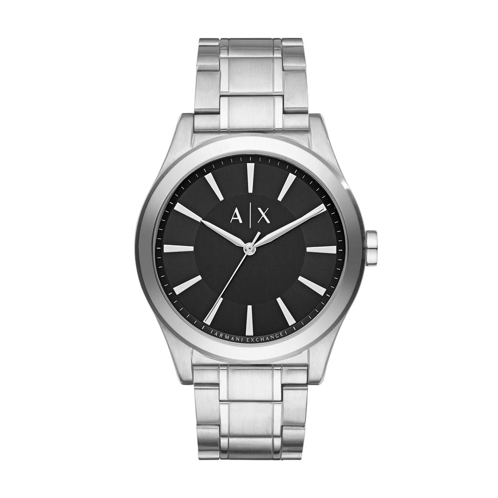 e34b6be4855 Relógio Armani Exchange Masculino Nico - AX2320 3KN - timecenter