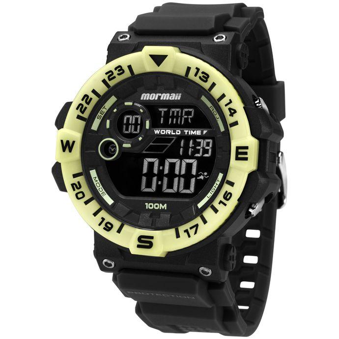 MormaiiShop - Relógios Preto Masculino Fivela – Tempo de Black Friday 2ba990922a