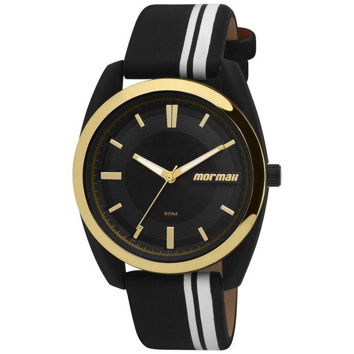 Relógio Masculino Mormaii Acqua Pro Preto - MO2035CX 8L - Tempo de ... 52e82ca7e8