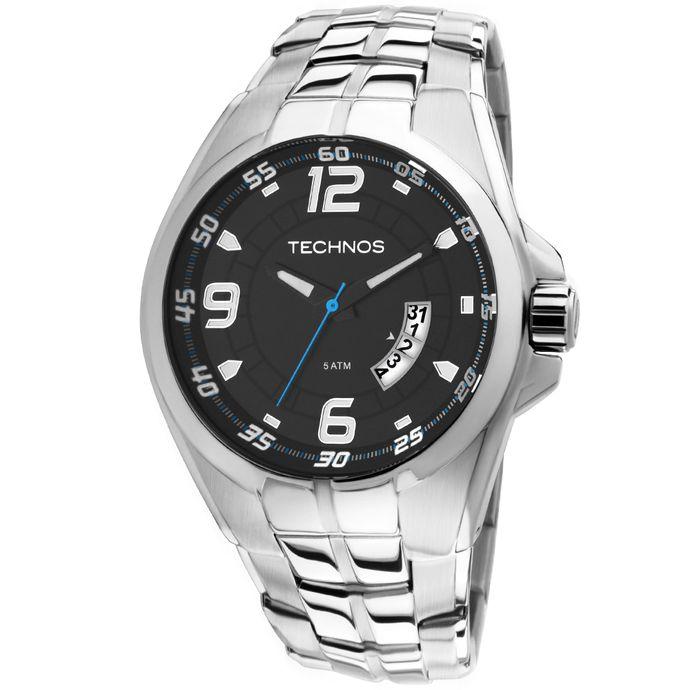 5dbe287771e Relógio Technos Masculino Racer Analógico - 2115KSW 1A