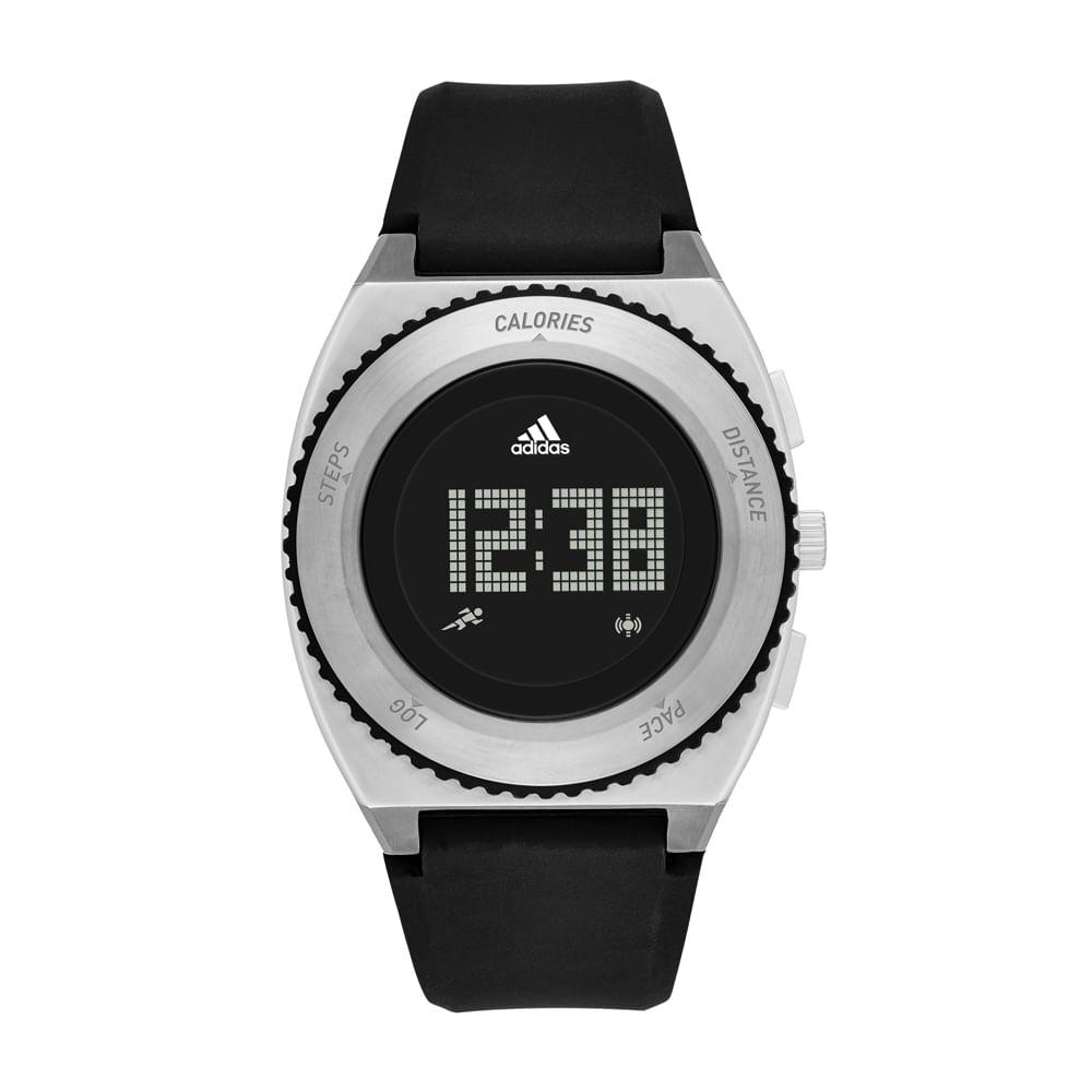 7d956a4b9cd6e Relógio Adidas Performance Unissex Sprung Steel - ADP3253 8CN ...