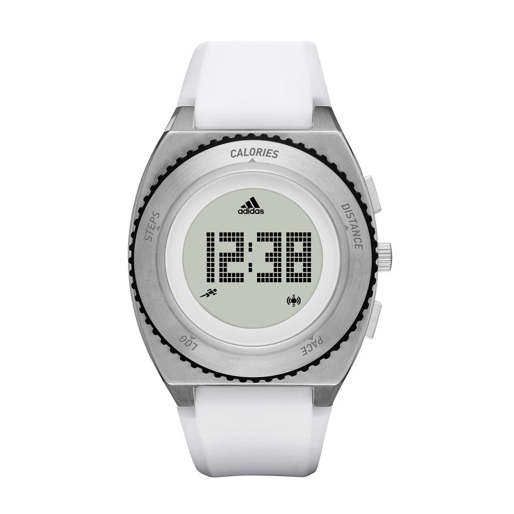 5a16e1f707513 Relógio Adidas Performance Unissex Sprung Steel - ADP3254 8BN ...