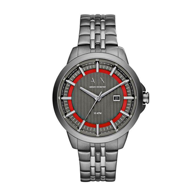 7ef7e7ee282 Relógio Armani Exchange Masculino Copeland - AX2268 4AN - Tempo de ...