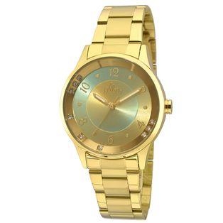 a89a4ed1c24 Relógio Allora Feminino Candy Colors AL2035FHT 4V - Dourado