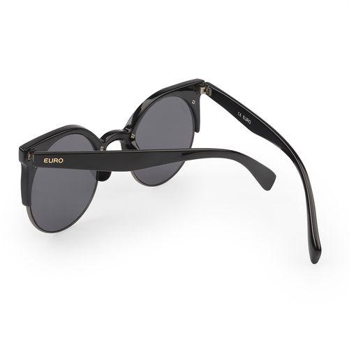 Óculos de sol Euro Gatinho Preto - OC189EU 8P - euro 5113f7d95f