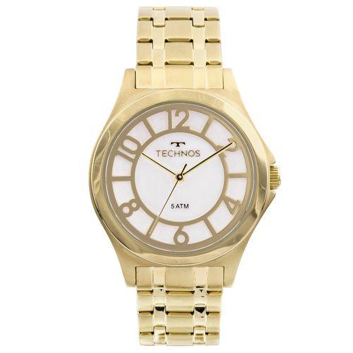 e8338ea44ec Relógio Technos Trend 2036MFPA 4D Dourado - timecenter