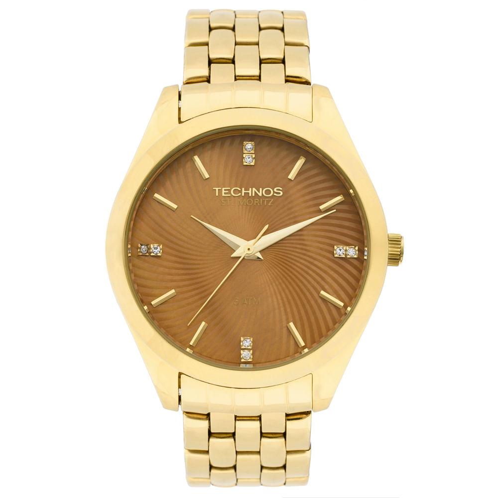 68f8c277bbf Relógio technos moritz lov dourado timecenter jpg 1000x1000 Relogios  technos masculino dourado