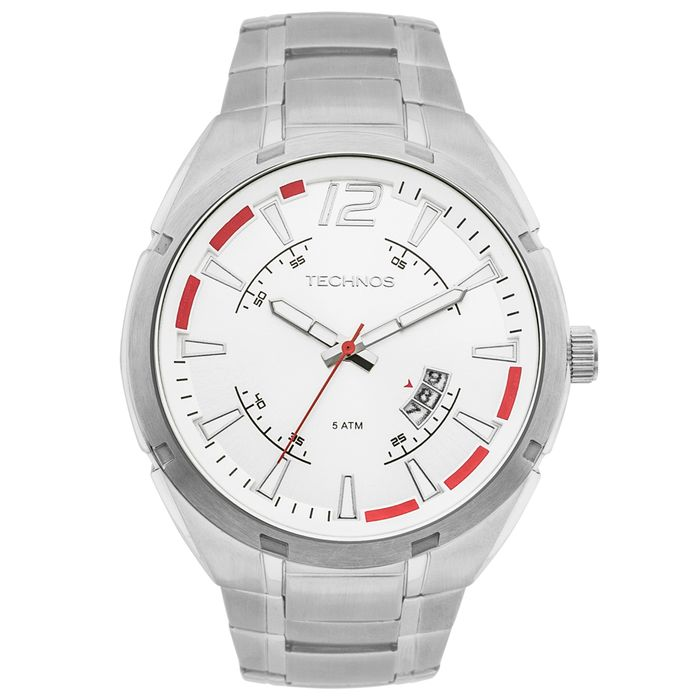 Relógio Technos Masculino Racer Analógico - 2115KTD 1K - technos 727bd1b6e1