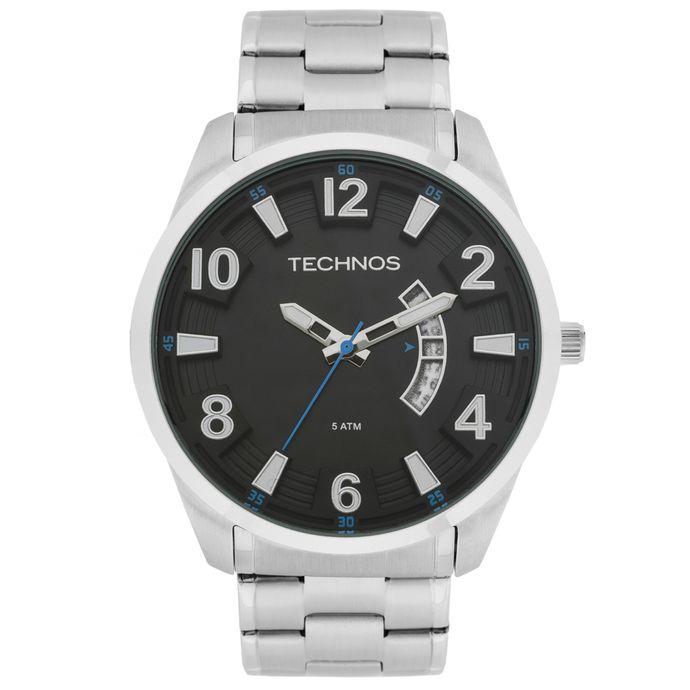 Rel-¦gio-Technos-Masculino-Prata-2115KSU1A_1