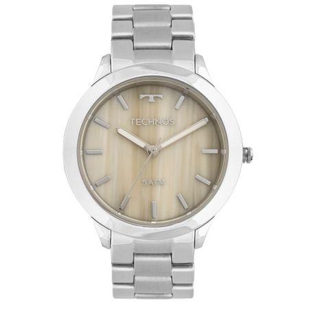 Relógio Technos Unique Y121E5DH/1C Prata