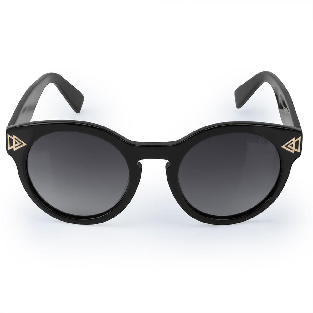 bda1f28e08082 Óculos de sol Euro Tribal Preto - OC206EU 8P - Tempo de Black Friday