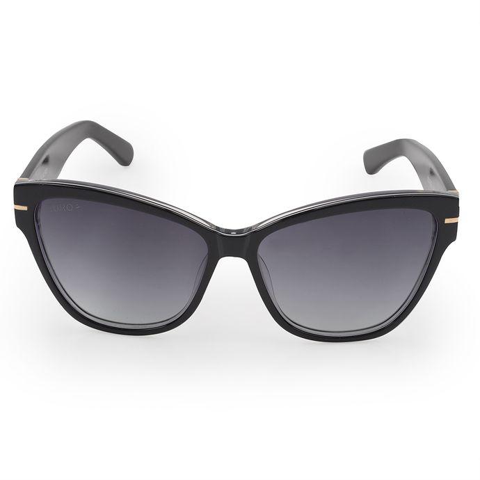 0c3ace6833938 Óculos de Sol Euro Feminino Aviador Grafite OC214EU 3K - Tempo de ...