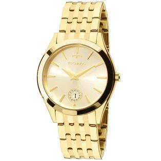 04b632ed057 Relógio Technos Feminino Ladies Dourado - 6P80AA 4X - timecenter