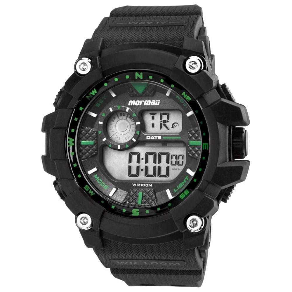 f282258ca0 Relógio Mormaii Masculino Acqua - MO3530A 8V - timecenter