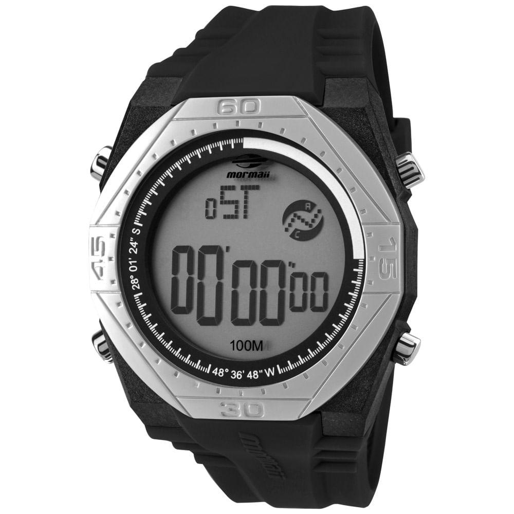 4baca180739a4 Relógio Mormaii Masculino Nautique - MO3374C 8P - timecenter