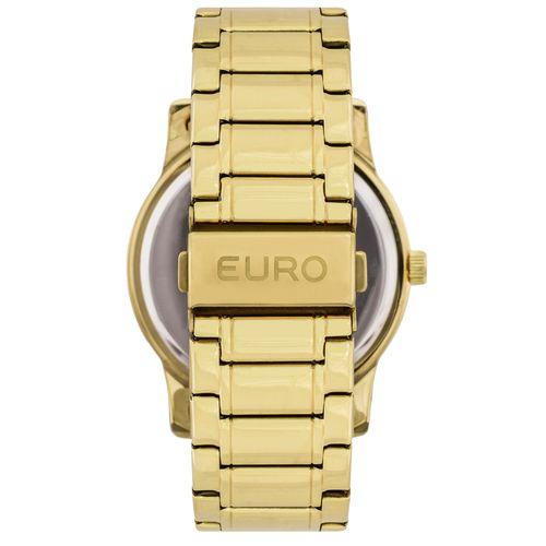 28f825ac21b Relógio Euro Feminino Coleção Esmaltados EU2035YEI 5A - Dourado - euro