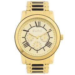 49df567dbb9 Relógio Euro Feminino Coleção Esmaltados EU6P29AGS 5D - Dourado