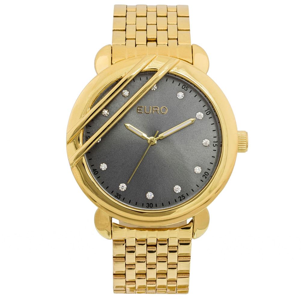 59bda0023c7 Relógio Euro Feminino Strappy EU2036YEB 4C - timecenter