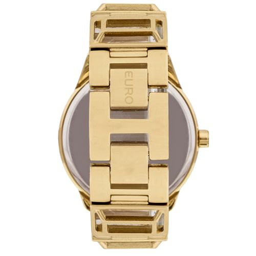 b13a16da2 Relógio Feminino Tribal EU2035YEQ/4D - Dourado - euro