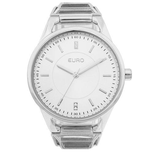 Relógio Feminino Tribal EU2035YEP 3K - Prata - timecenter 590f1bea44