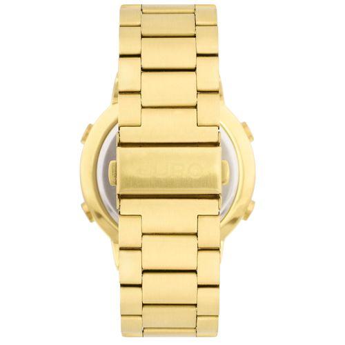 3e8334f4e93 Relógio Euro Feminino Fashion Fit EUBJ3279AA 4D - Dourado - euro