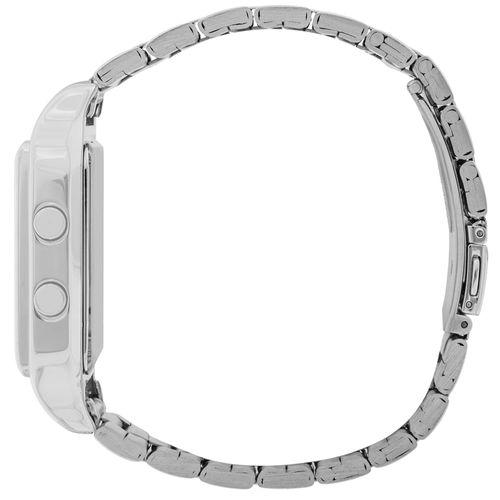 Relógio Euro Feminino Fashion Fit EUG2510AB 3P - Prata - euro fac99eb9cd