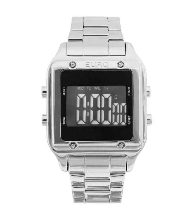 cb76f2e2b05 Relógio Euro Feminino Fashion Fit EUG2510AB 3P - Prata