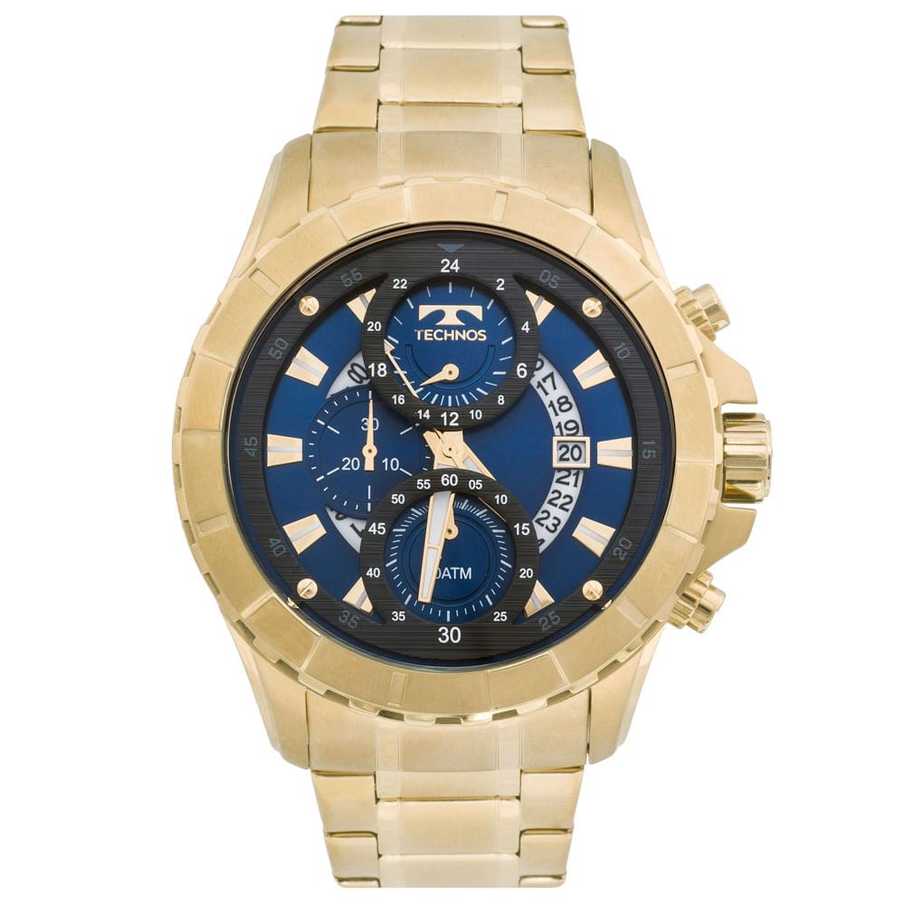 1cb4cebed5e Relógio Technos Legacy JS15EM 4A Dourado - timecenter