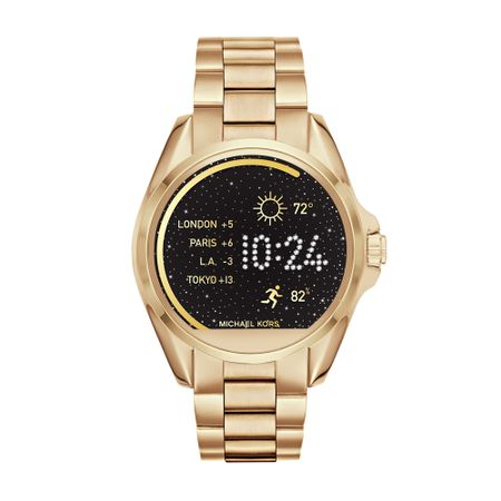 Smartwatch Michael Kors Access Feminino Dourado - MKT5001/4PI