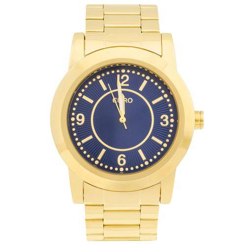 5880fd64e8c Relógio Euro Feminino Colors EU2036YGA 4A - Dourado - euro