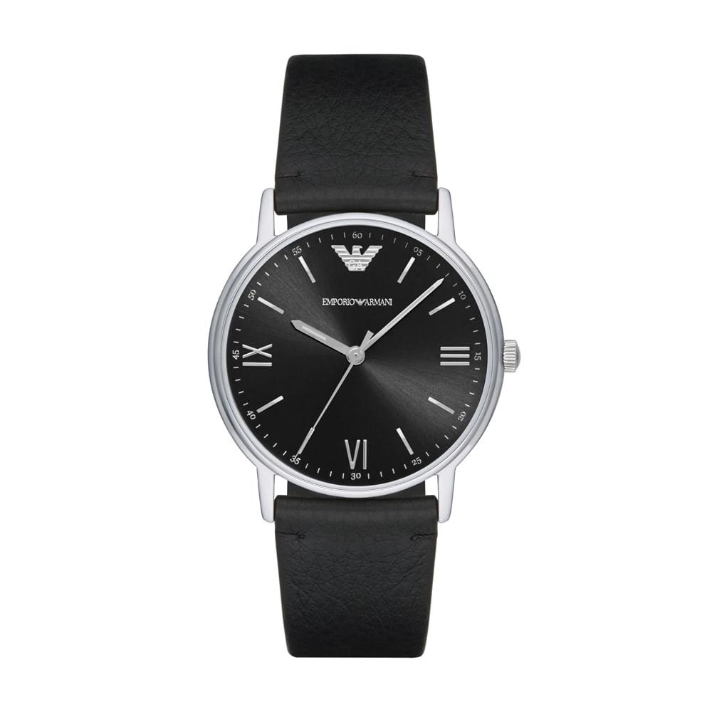 Relógio Emporio Armani Masculino Kappa - AR11013 2PN - timecenter a2c516fe2a
