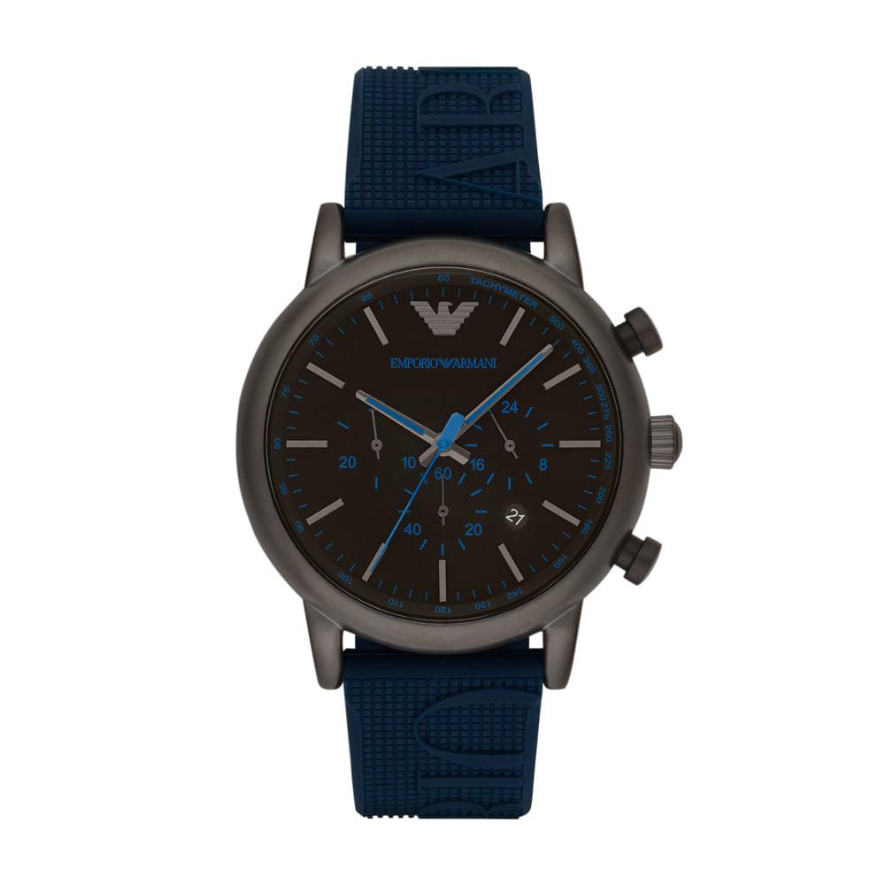 Relógio Emporio Armani Masculino Beta - AR11023 8PN - timecenter 51490e7542