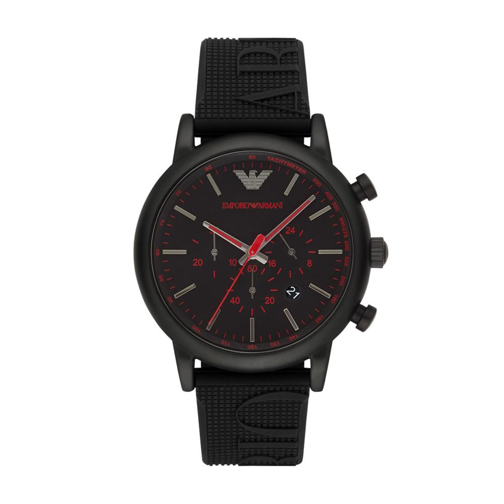 57d66d96e0a Relógio Emporio Armani Masculino Epsilon - AR11024 8PN - timecenter