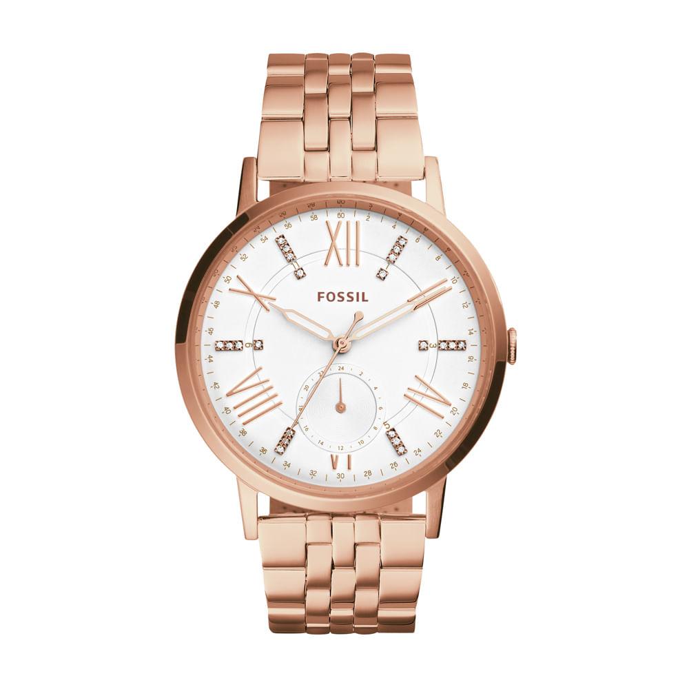 8850a37f079 Relógio Fossil Feminino Gazer - ES4246 4BN - timecenter