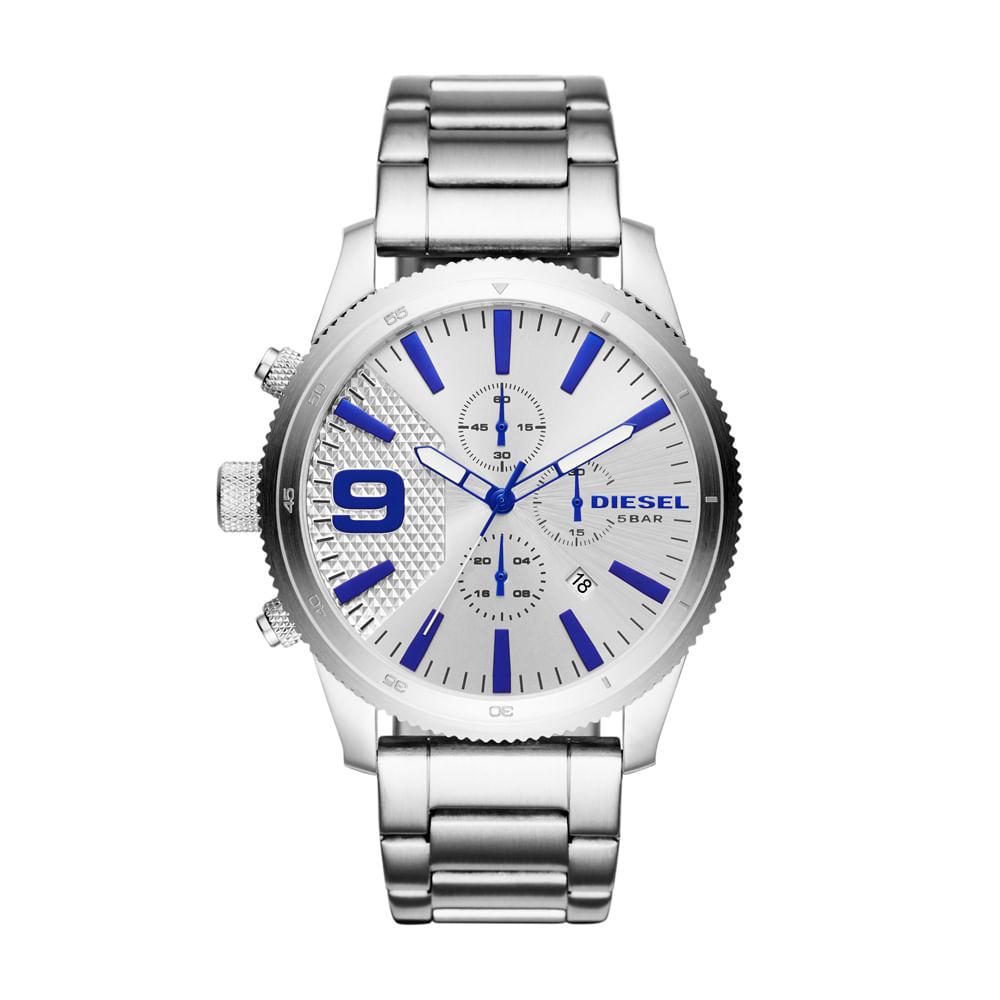 ef8636e89a7 Relógio Diesel Masculino Rasp Chrono - DZ4452 1CN - timecenter