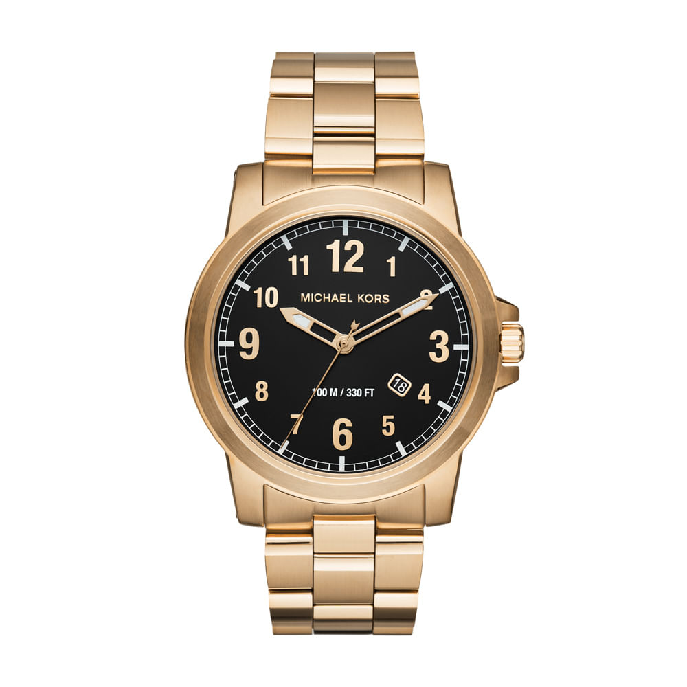 b3ad92306 Relógio Michael Kors Feminino Paxton - MK8555/4PN - timecenter