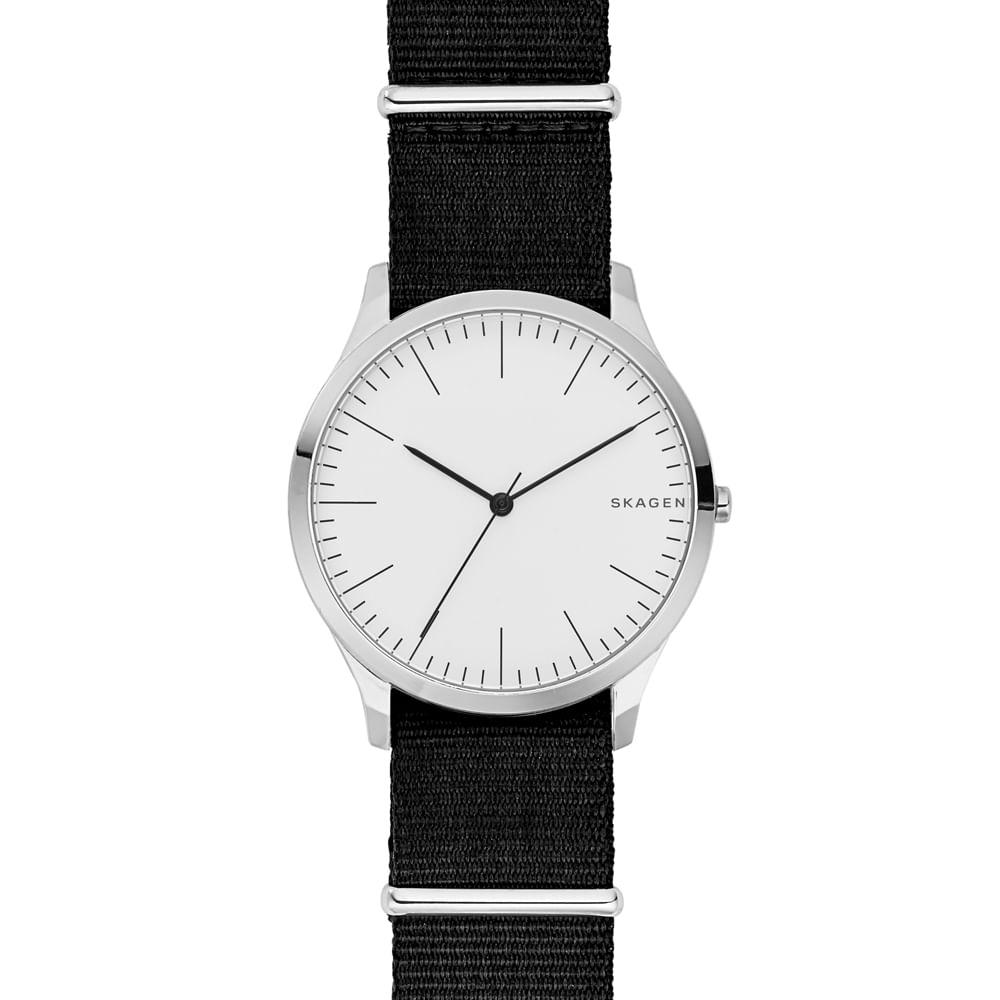 Relógio Skagen Masculino Jorn - SKW6363 8BN - Tempo de Black Friday 60b8edda95